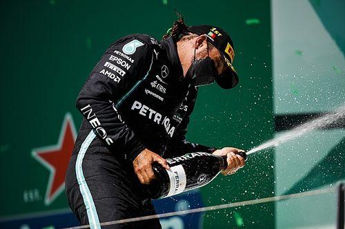 Vertrekkend Mercedes-personeel laat Hamilton koud