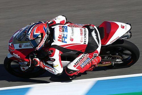 Patah Tulang Selangka, Kunii Lewatkan Moto3 Prancis