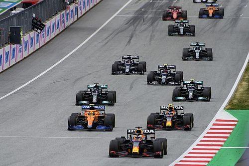 Cómo se compara la F1 2022 con 23 carreras con otras categoría