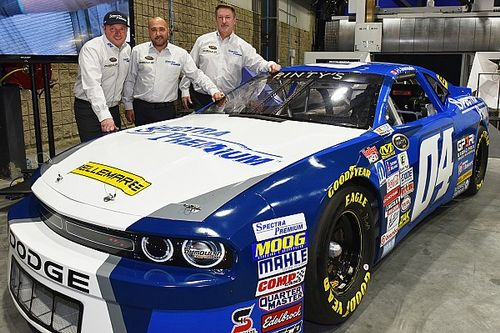 Canadian company to develop a new race car radiator