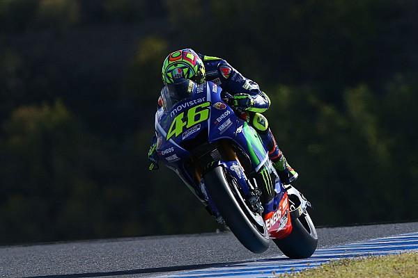 Rossi örül, hogy egyáltalán be tudta fejezni a jerezi versenyt