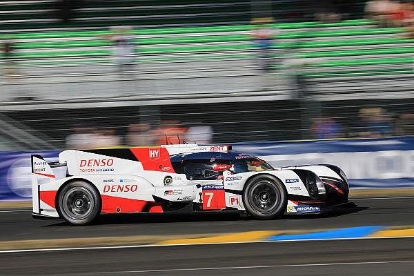 «24 часа Ле-Мана». 3-й час: Toyota уходит в отрыв, экипаж Русинова сошел