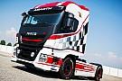 Camiones Iveco inspirados en el Abarth 124 Rally de competición