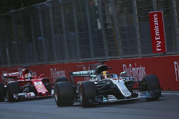 La FIA innocente Hamilton dans l'incident avec Vettel
