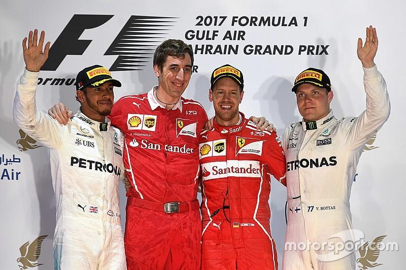 Гран Прі Бахрейну: Феттель переграє Mercedes у гонці