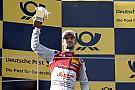 DTM Rast lidera un triple de Audi en la segunda en Spielberg