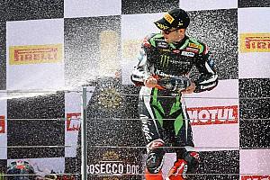 World Superbike Race report WorldSBK Aragon: Jonathan Rea lanjutkan tren sempurna