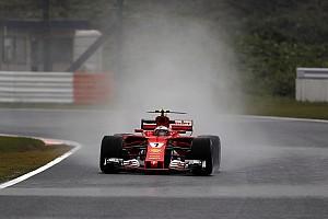 Formule 1 Réactions Heureux des EL1, Vettel et Räikkönen ont fait l'impasse sur la pluie