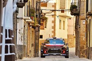 WRC Noticias de última hora Meeke lidera en el Rally de Cataluña