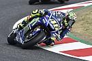 Rossi carga contra la nueva chicana de Montmeló