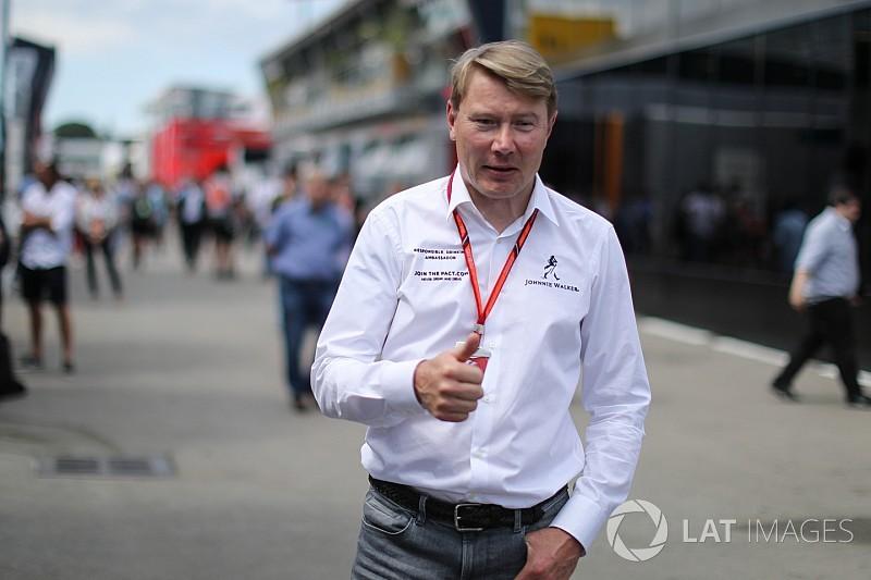 "Häkkinen vs. Schumacher Spában: ""Mi rosszat tettem?"""