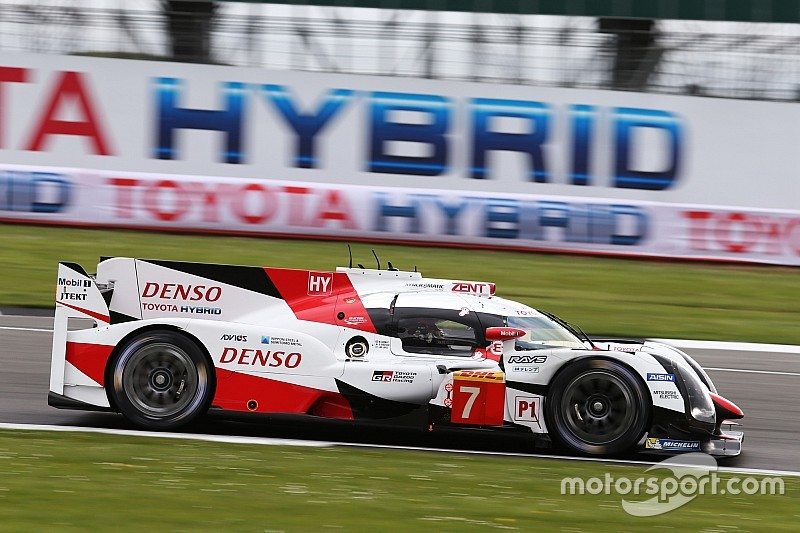 WEC Silverstone: Toyota akan start 1-2, Ford rebut pole GT