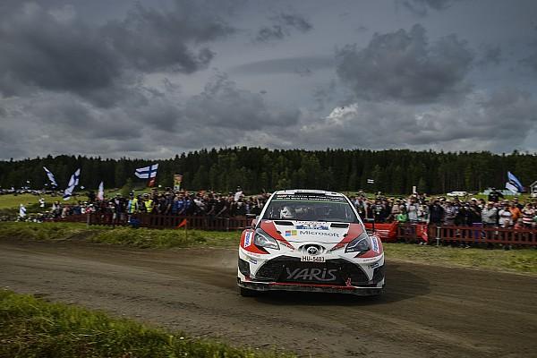 Jari-Matti Latvala: Esapekka Lappi nicht reif für WRC-Titel 2018