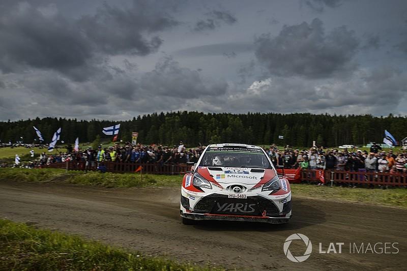 Latvala: Lappi şampiyonluk savaşı için hazır değil