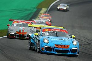 Porsche Relato da corrida Jimenez e Baptista vencem os 500 km da Porsche GT3 Cup
