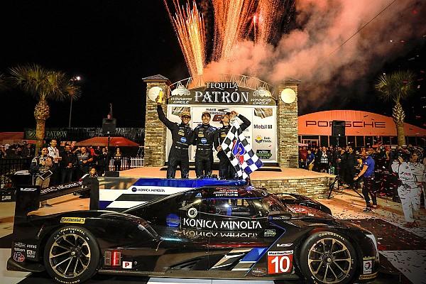 IMSA Cadillac et le Wayne Taylor Racing font coup double, Corvette devance Ford