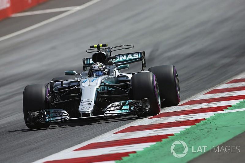 【F1】ボッタス「ハミルトンのためにベッテルを抑える戦略はない」