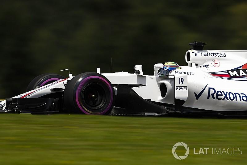 """Massa celebra una  """"carrera fantástica"""" y sumar puntos en Austria"""
