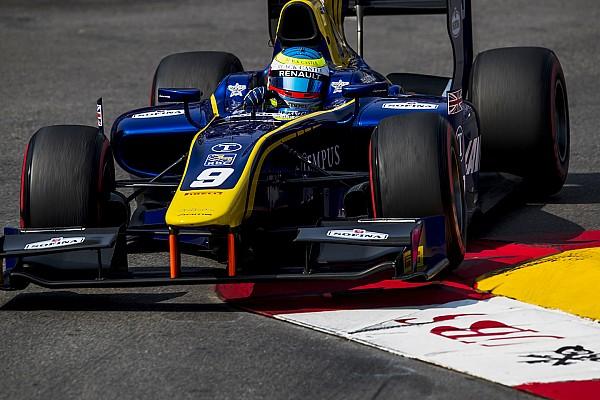 FIA F2 Отчет о гонке Роуленд выиграл гонку Ф2 в Монако, Маркелов второй