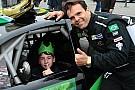 NASCAR Euro Marconi Abreu shares his enthusiasm for NASCAR racing in Europe