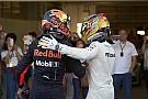Formula 1 Verstappen: Kazandığım sürece hangi pilota karşı yarıştığımın önemi yok
