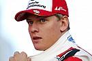 F3-Euro Schumacher repite en la FIA F3 2018 con Prema
