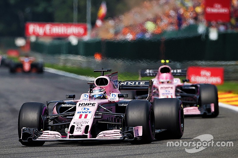 Pérez: Force India precisa nos deixar competir normalmente