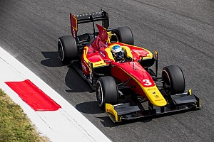 FIA F2 Kwalificatieverslag F2 Monza: Nyck de Vries verovert plek op eerste startrij
