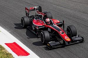 FIA F2 予選レポート F2モンツァ予選:松下信治、ルクレールを上回り今季初のPP獲得!