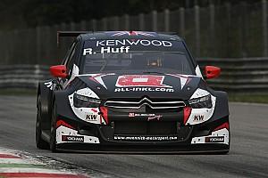 WTCC Testing report Huff tops both days of WTCC Monza testing