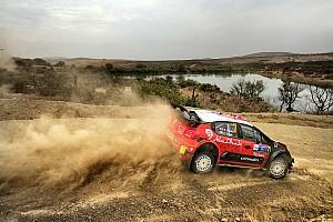 WRC Preview Citroën joue presque à domicile en Argentine