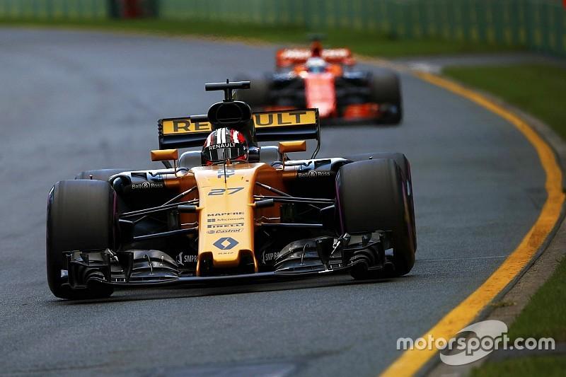 Renault подготовила обновления к трем ближайшим Гран При
