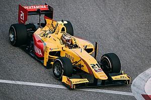 FIA F2 Laporan tes De Vries tercepat pada hari terakhir tes F2, Gelael P9