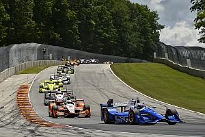 IndyCar Breaking news Newgarden says Dixon and Ganassi deserved Road America win
