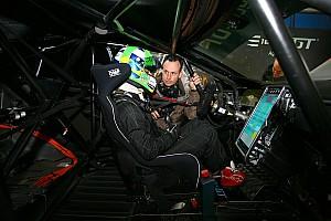 EGT Noticias Di Grassi prueba el Electric GT