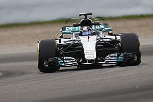 Formula 1 Testing report Barcelona F1 test: Bottas breaks 1m20s barrier on ultrasofts