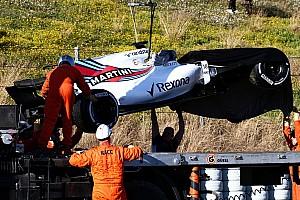 Formula 1 Ultime notizie Williams, il botto di Stroll rischia di far saltare le prove di giovedì