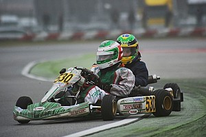 Kart Breaking news Jarno Trulli's son makes WSK karting debut
