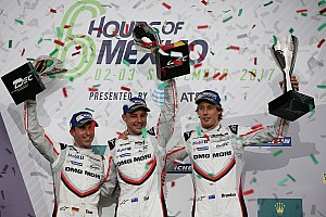 WEC Race report Mexico WEC: Porsche scores dominant 1-2, Aston wins GT