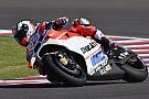 FP1 MotoGP Argentina: Dovizioso ungguli Marquez
