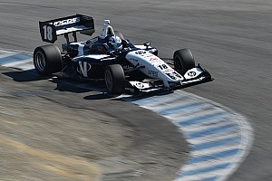Indy Lights Race report Kaiser wins easily, Jones takes points lead