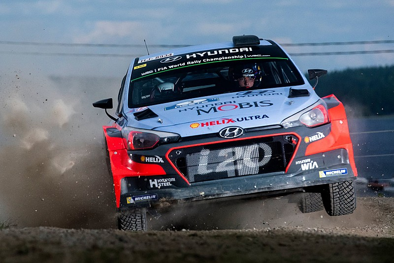 Neuville: Hyundai to make biggest progress with new WRC rules