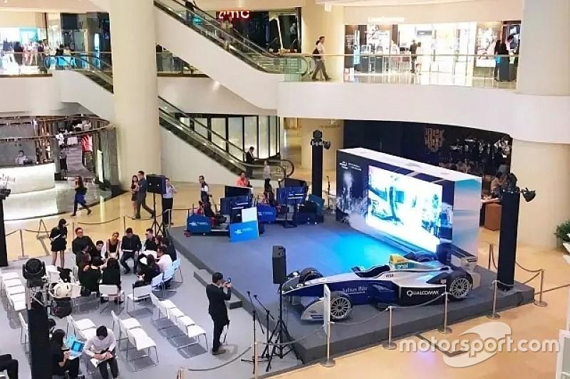 FE首登香港,10月强势来袭!