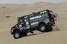 Dakar, Camion, Tappa 6: Villagra guadagna cinque minuti su Nikolaev