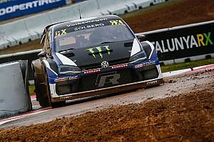 Rallycross-WM Qualifyingbericht WRX Barcelona 2018: Solberg gewinnt Qualifying - Loeb scheidet aus