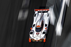 IMSA Qualifying report Long Beach IMSA: Montoya puts Acura Team Penske on pole