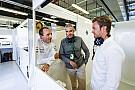 Rosberg: Kubica, Formula 1'e dönüş için önemli bir adım attı