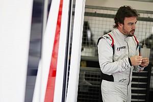 """IMSA Noticias de última hora Alonso: """"Era importante este test antes de ir a Daytona"""