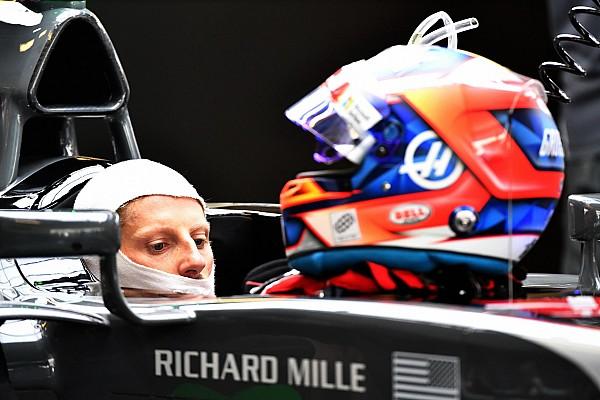 Formula 1 Breaking news Grosjean says he could race in F1 until he is 40