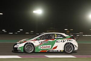 WTCC Breaking news Qatar WTCC: Michelisz breaks lap record in Thursday practice